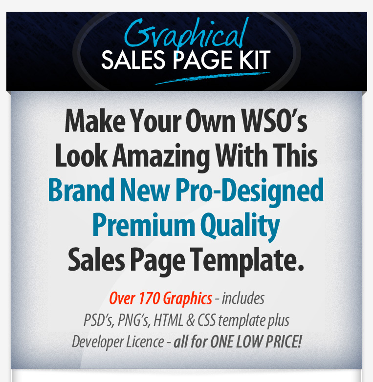 Need a media kit heres a free media kit template checklist for graphical sales page template make all your sales pages look amazing psd png html spiritdancerdesigns Choice Image